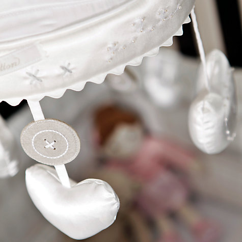 Buy Silver Cross Luxury Musical Cot Mobile Online at johnlewis.com