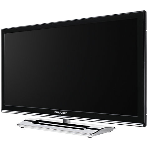 "Buy Sharp LC22LE250K HD 720p LED TV, 22"" with Freeview Online at johnlewis.com"