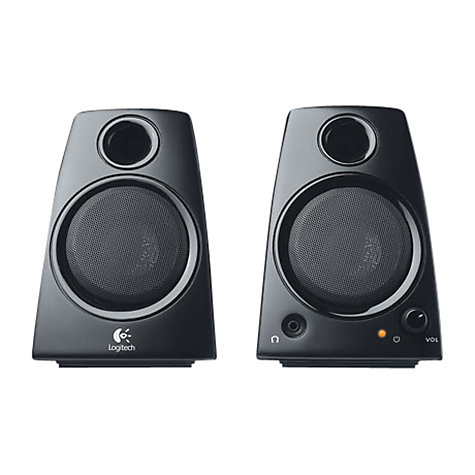 Buy Logitech Z130 Speakers Online at johnlewis.com