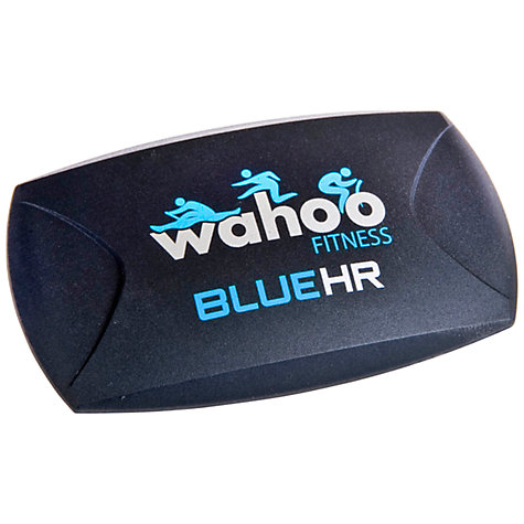 Buy Wahoo Fitness Blue HR Heart Rate Strap Online at johnlewis.com