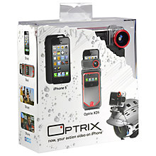Buy Optrix XD5 Waterproof Action Sports Case for iPhone 5 & 5s Online at johnlewis.com