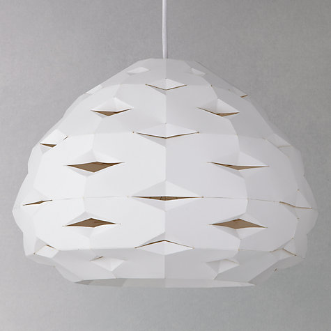 Buy Luminosity Easy-to-fit Banksia Ceiling Shade Online at johnlewis.com