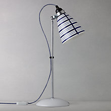 Buy Original BTC Circle Line Blue Table Lamp Online at johnlewis.com