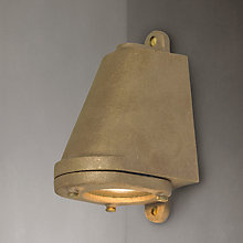 Buy Davey LED Masthead Spotlight, Bronze Online at johnlewis.com