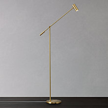 Buy John Lewis Clarke LED Floor Lamp Online at johnlewis.com