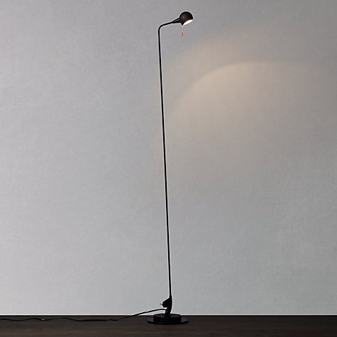 Buy Artemide Firefly Floor Lamp, Matt Black Online at johnlewis.com