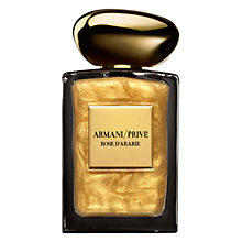 Buy Giorgio Armani Privé Rose d'Arabie L'Or du Desert Limited Edition Eau de Parfum, 100ml Online at johnlewis.com