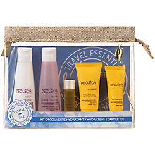 Buy Decléor Travel Essentials, Hydrating Starter Kit Online at johnlewis.com