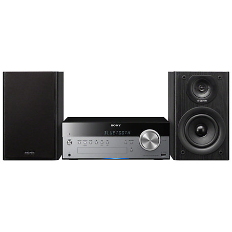 Buy Sony CMT-SBT100 DAB/FM/CD Bluetooth Micro System with NFC Online at johnlewis.com