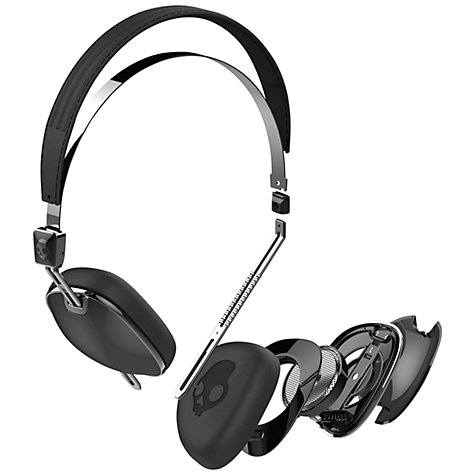 Buy Skullcandy Navigator On-Ear Headphones with Mic/Remote Online at johnlewis.com