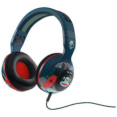 Buy Skullcandy Hesh 2 Paul Frank Full Size Headphones, Multi Online at johnlewis.com