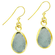 Buy Made Mayai Glass Drop Earrings Online at johnlewis.com