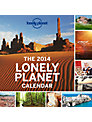 Lonely Planet 2014 Wall Calendar