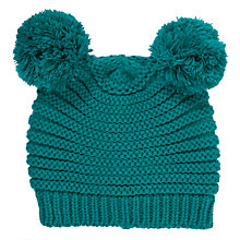 Buy John Lewis Novelty Pom Pom Beanie Online at johnlewis.com