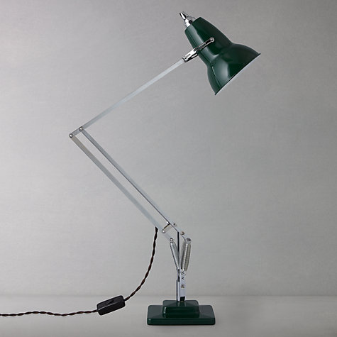 Buy Anglepoise 1227 Lamp, Heritage Green Online at johnlewis.com