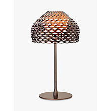 Buy Flos Tatou Table Lamp, Bronze Online at johnlewis.com
