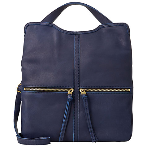 Buy Fossil Erin Fold Over Tote Bag Online at johnlewis.com