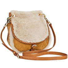 Buy UGG Quinn Small Cross Body Bag Online at johnlewis.com
