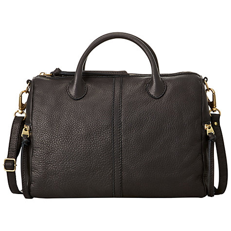 Buy Fossil Erin Satchel Handbag Online at johnlewis.com
