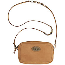 Buy Ugg Evie Leather Cross Body Bag Online at johnlewis.com