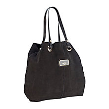 Buy UGG Jane Shearling Reversible Leather Tote Bag Online at johnlewis.com