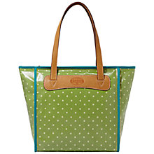 Buy Fossil Key-Per Shopper Handbag Online at johnlewis.com