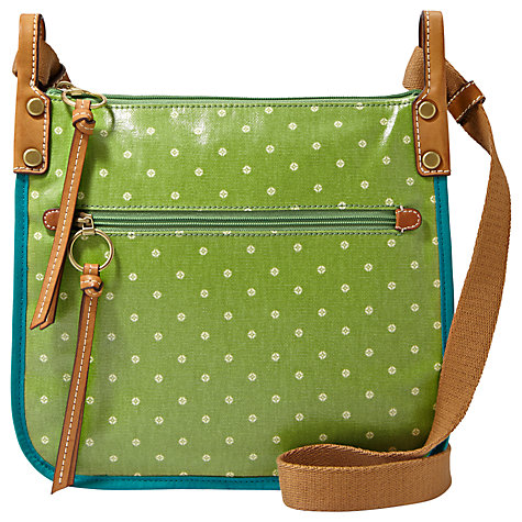 Buy Fossil Key-Per Crossbody Bag Online at johnlewis.com