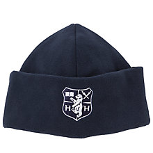 Buy Hornsby House School Unisex Ski Hat, Navy, M Online at johnlewis.com