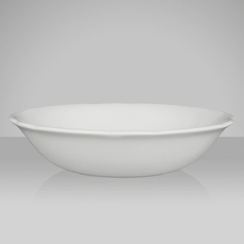 Buy Spode Rural Delamere for John Lewis Cereal Bowl, Dia.17cm, White Online at johnlewis.com
