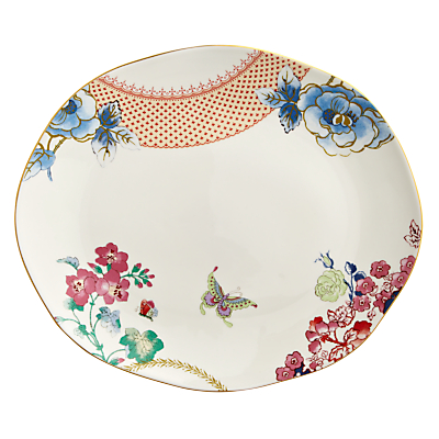 Wedgwood Butterfly Oval Serving Platter