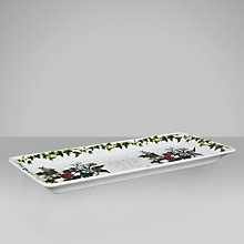 Buy Portmeirion The Holly & The Ivy Sandwich Tray Online at johnlewis.com