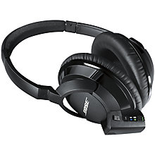 Buy Bose® AE2W (Over-Ear) Full Size Bluetooth Headphones, Black Online at johnlewis.com