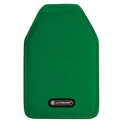Buy Le Creuset Wine Accessories Cooler Sleeve, Red Online at johnlewis.com