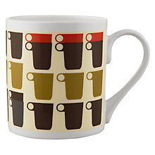 Buy Orla Kiely Coffee Cups Mug Online at johnlewis.com
