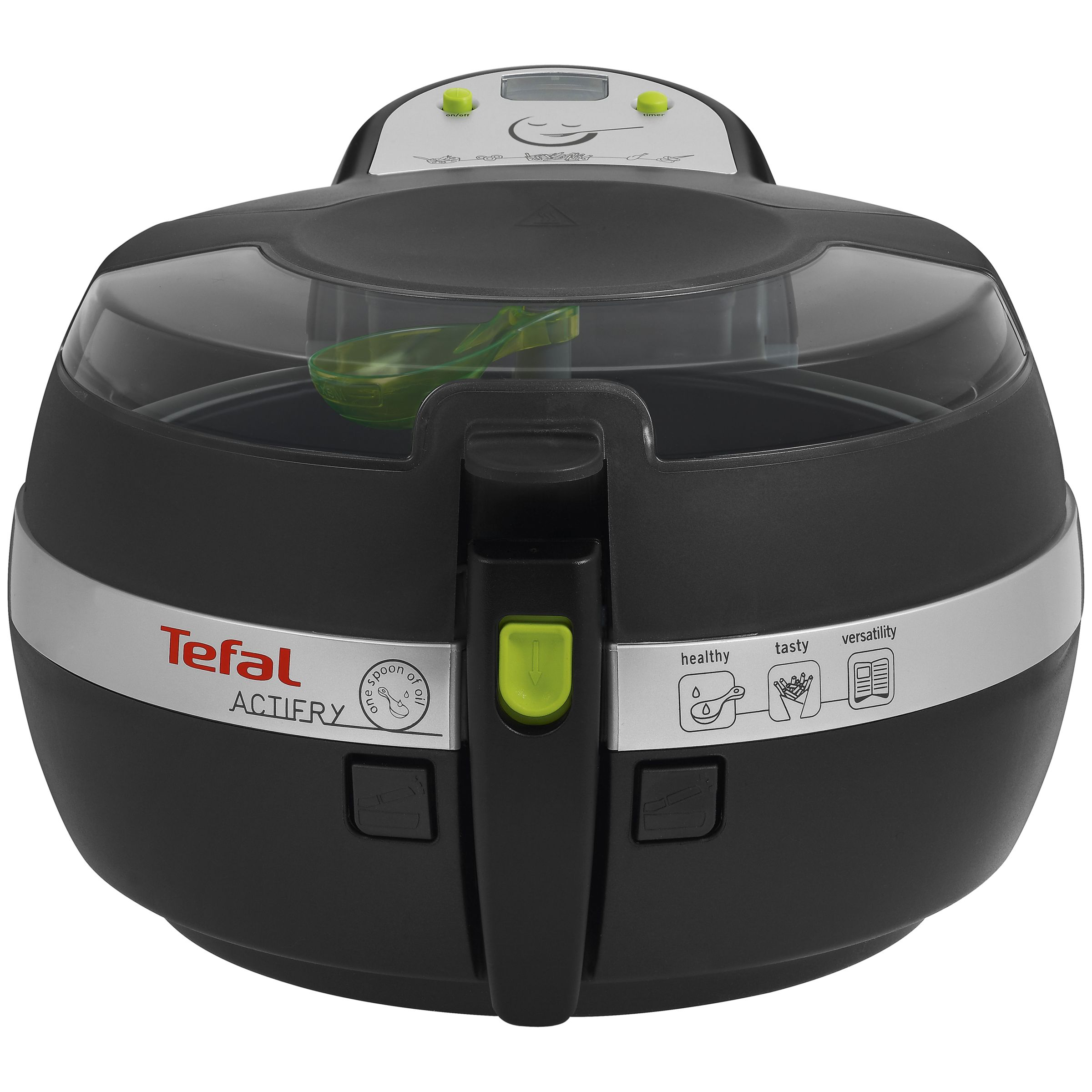 Tefal ActiFry Low Fat Fryer Black