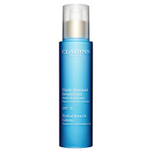 Buy Clarins HydraQuench Lotion, Normal to Combination Skin, SPF15, 50ml Online at johnlewis.com