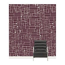 Buy Surface View Small Computer Grid Wall Mural, 240 x 265cm Online at johnlewis.com