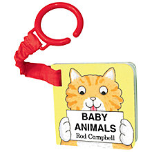 Buy Baby Animals Buggy Book Online at johnlewis.com
