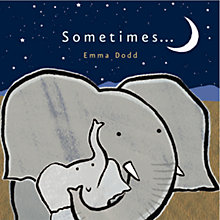 Buy Sometimes... Board Book Online at johnlewis.com
