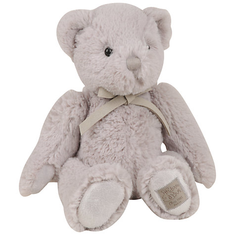 Buy Histoire d'Ours 28cm Bear, Pearl Grey Online at johnlewis.com