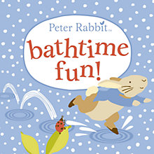 Buy Peter Rabbit Bathtime Fun Book Online at johnlewis.com