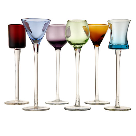 Buy John Lewis Gala Liqueur Glasses, Set of 6 Online at johnlewis.com