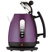 Buy Dualit Jug Kettle, Plum Online at johnlewis.com