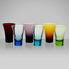 Buy John Lewis Gala Shot Glasses, Set of 6 Online at johnlewis.com