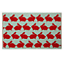 Buy Anorak Kissing Rabbits Bath Mat Online at johnlewis.com