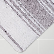 Buy John Lewis Maison Stripe Bath Mat Online at johnlewis.com