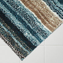 Buy John Lewis Elemental Stripe Bath Mat Online at johnlewis.com