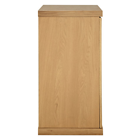 Buy John Lewis Keep Oak 2+3 Drawer Chest, Oak Online at johnlewis.com