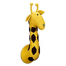 Buy Scandi-chic Giraffe Wall Mounted Animal Head Online at johnlewis.com