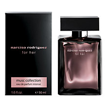 Buy Narciso Rodriguez for Her Musc Collection Eau de Parfum Intense, 50ml Online at johnlewis.com